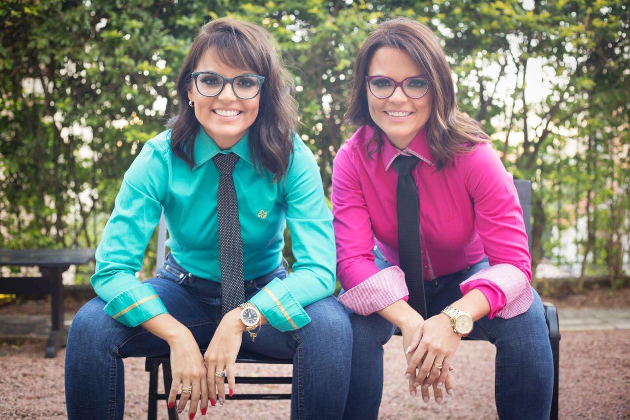 gêmeas idênticas