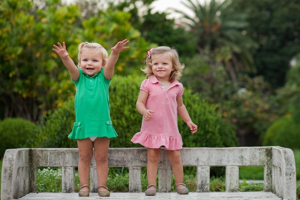 fotografia gêmeos crianças lifestyle RS