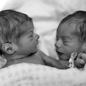 premaruro gemeos recem nascido bebe pexels
