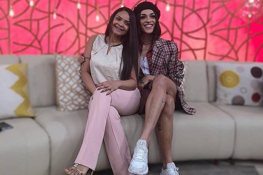celebridades gemeos pabblo vitar irmã
