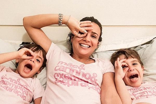 sozinha nine gemeos dicas para cuidar filhos